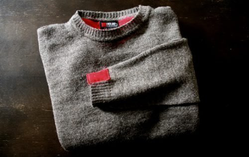 Овечий свитер
