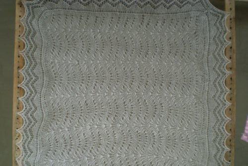Рамка для сушки пуховых платков