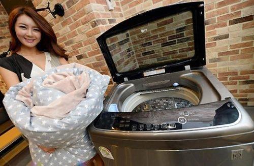 Стирка бамбукового одеяла в стиральной машинке