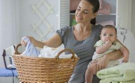 Как можно стирать пеленки: в машинке или вручную