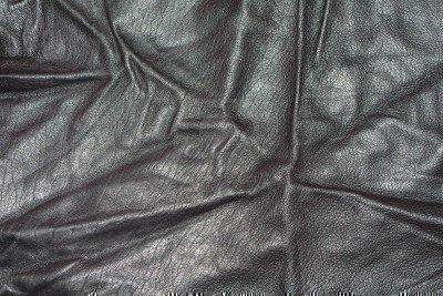 Глажка куртки из кожзаменителя