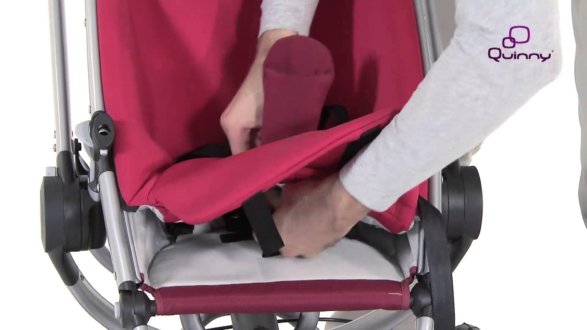 Как постирать детскую коляску вручную и в машинке-автомат
