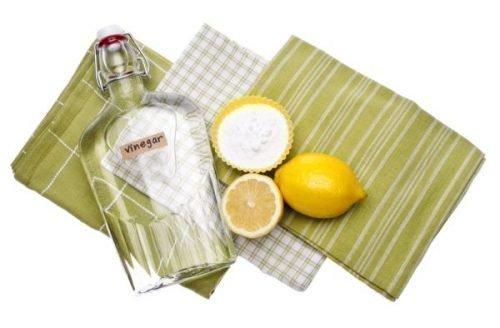 Уксус и лимон