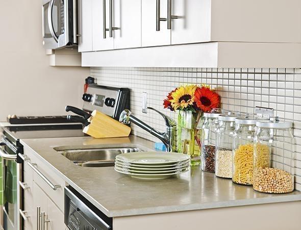 Чистая кухня