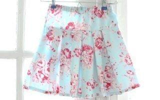 Как правильно погладить плиссированную юбку из шифона?