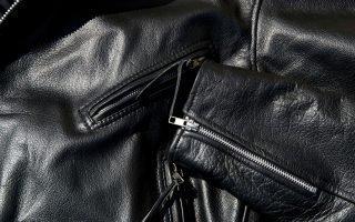 Как разгладить мятую кожаную куртку после покупки?