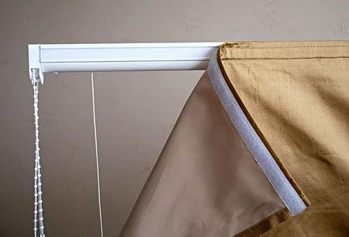 Стирка римских штор