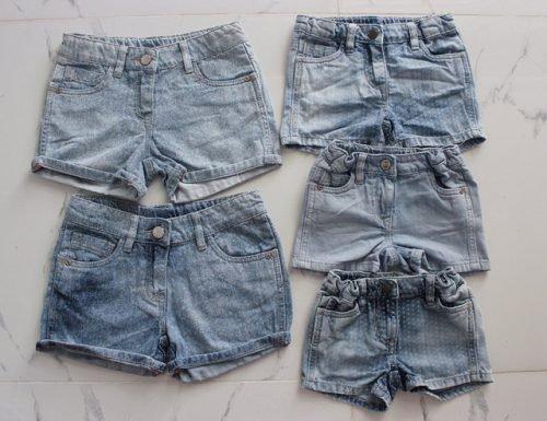 Вылинявшие джинсы