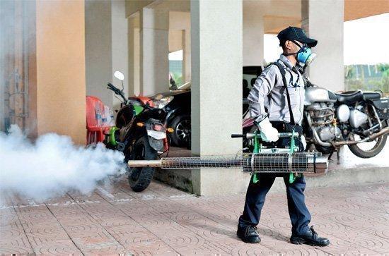 Генератор тумана