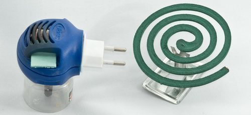 Испаряющиеся – электрические фумигаторы