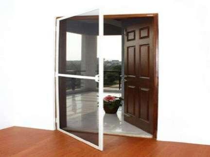 Москитные сетки для дверей
