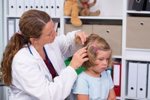 Педикулез у детей
