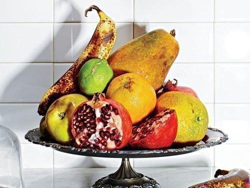 Слегка подпорченные фрукты