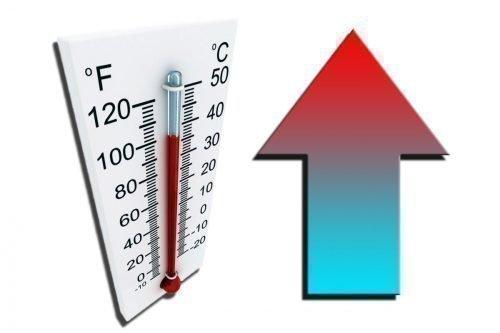 Высокие температуры