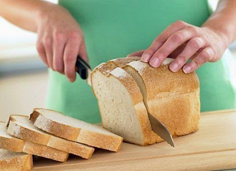 Резка хлеба