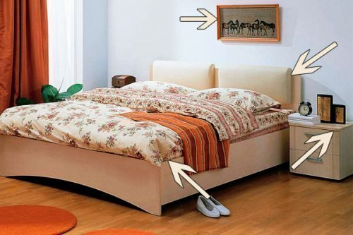 Клопы в кровати