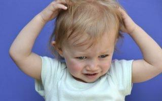 Причины зуда головы, если отсутствуют вши