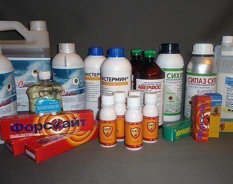 Химические препараты