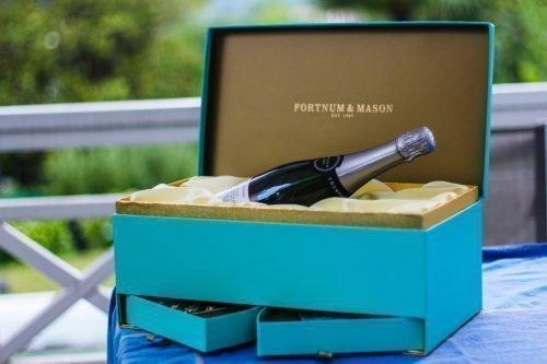 Шампанское в коробке