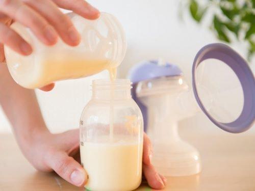 Хранение грудного молока