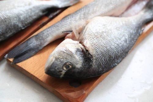 Потрошенная рыба
