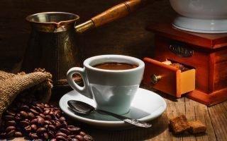 Способы хранения кофе