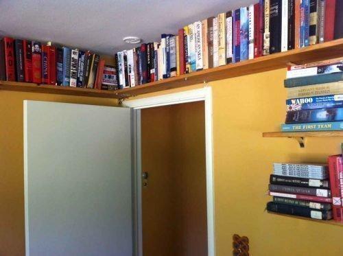 Антресоли для книг