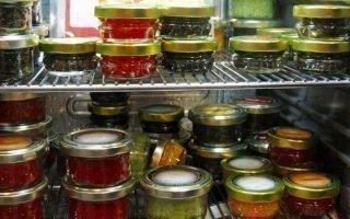 Сроки и правила хранения красной икры в холодильнике