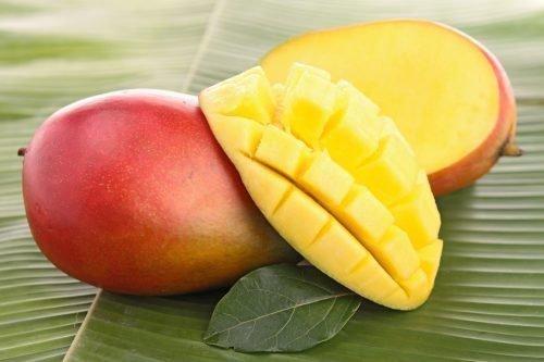 Спелый манго