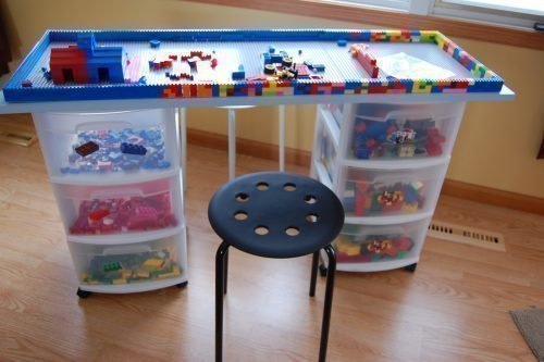 Идея для хранения игрушек