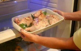 Сроки хранения мяса курицы в холодильнике