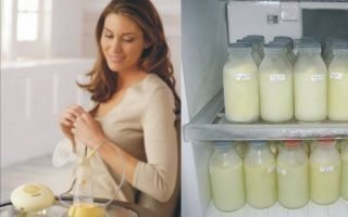 Как долго можно хранить грудное молоко