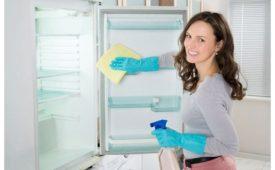 Актуальные методы как и чем удалить запах из холодильника