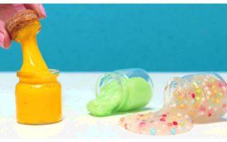 Как в домашних условиях убрать слайм с ковра и других поверхностей