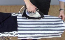 Гладим брюки правильно