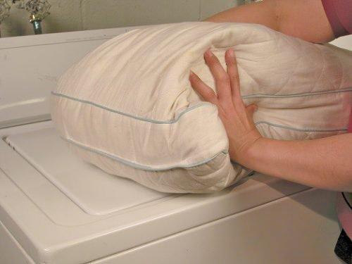 Одеяло из холлофайбера стирка