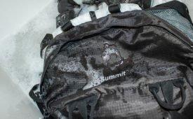 Можно ли в стиральной машине стирать рюкзак