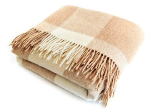 Сушка верблюжьего одеяла