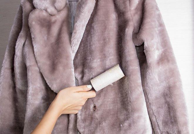 Как чистить в домашних условиях норковую шубу в