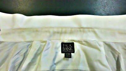 Грязный воротничок рубашки