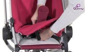 Правила стирки коляски