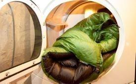 Правила стирки ватного одеяла в домашних условиях