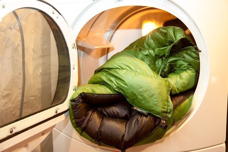Стирка бамбукового одеяла в стиральной машине