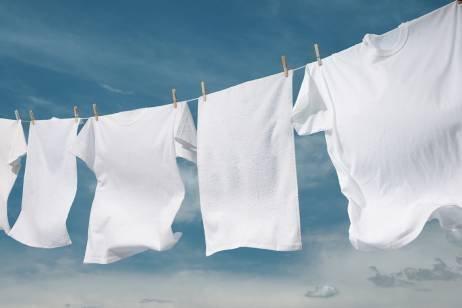 Стирка белой одежды