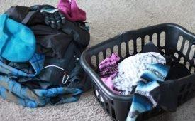 Стирка горнолыжного костюма в стиральной машине