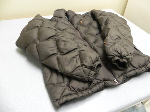 Стирка куртки из полиэстера