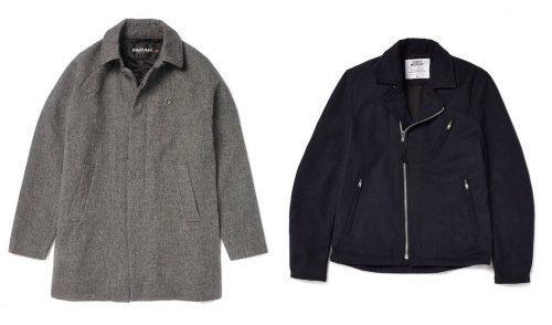 Стирка шерстяного пальто