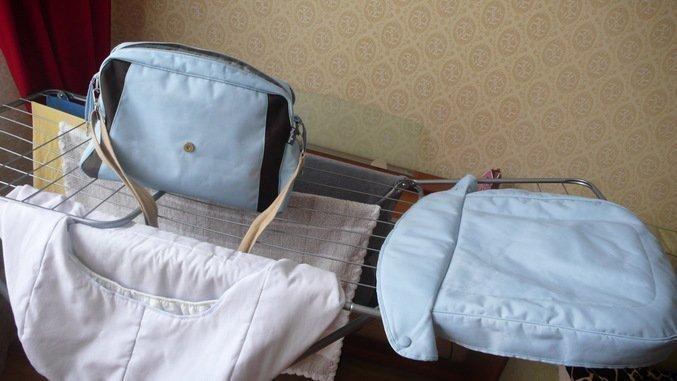 Как почистить детскую коляску в домашних условиях 768