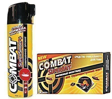 Аэрозоль Combat Super Spray