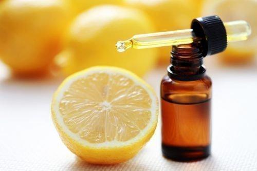 Эфирное масло лимона
